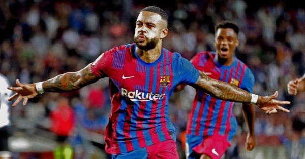 Барселона постигна ценна домакинска победа с 3:1 над Валенсия, въпреки