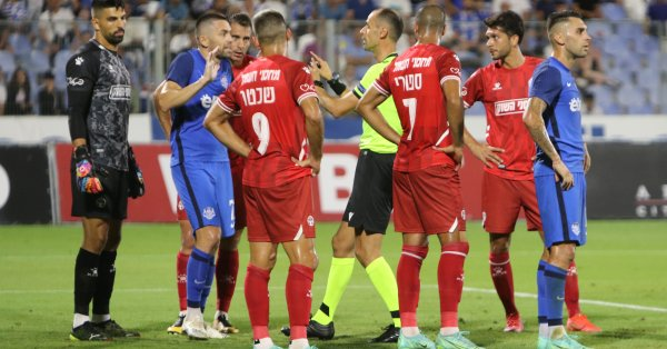 Ардапроведе официалното си занимание преди среща реванш от Лига на