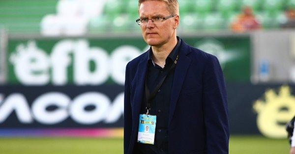 Литовският треньор на Лудогорец Валдас Дамбраускас поздрави всички за десетата