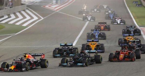 Валтери Ботас беше най-бърз в първата свободна тренировка преди Гран