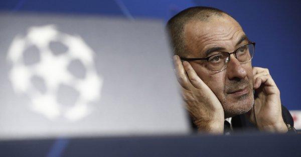 Маурицио Сари е все по-вероятно да бъде новият старши треньор