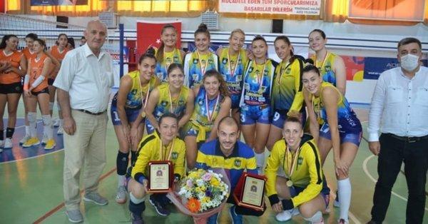 Ясна е пълната програма на волейболния шампион Марица (Пловдив) в