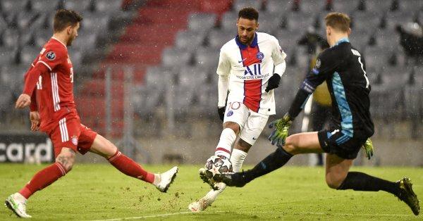 ПСЖ продължава да преследва първия си трофей в Шампионска лига.