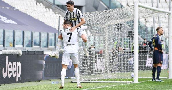 Шампионът на Италия Ювентус записа втора поредна победа в Серия