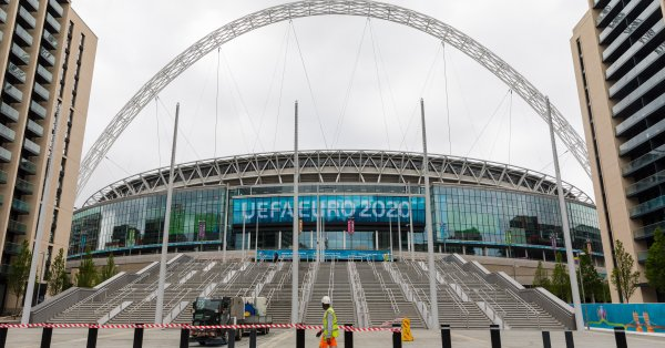 Мястото на провеждането на финала на Евро 2020 изненадващо може