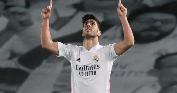 Авторът на втория гол за Реал МадридприМарко Асенсио изрази задоволството