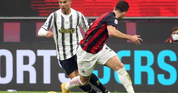 Ювентус приема Милан в дербито от 35-ия кръг на Серия