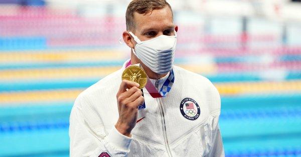 Кейбъл Дресел е новият олимпийски шампион на 100 метра свободен