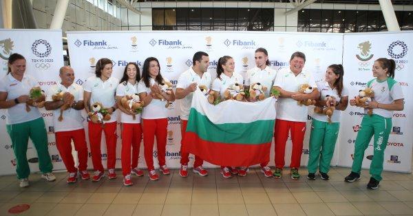 Двама са българските спортисти, които ще участват на олимпийските игри