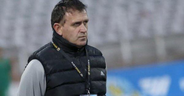 Акрапович, както и новият технически директор на ЦСКА Алън Пардю