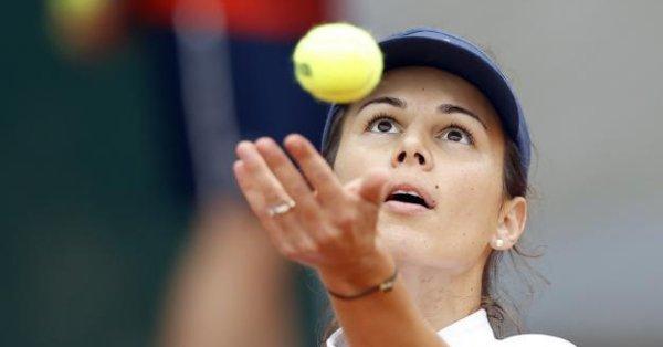 Първата ракета на България в женския тенис Цветана Пиронкова се