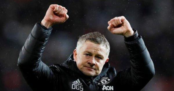 Английският гранд Манчестър Юнайтед се намира на 11 точки от