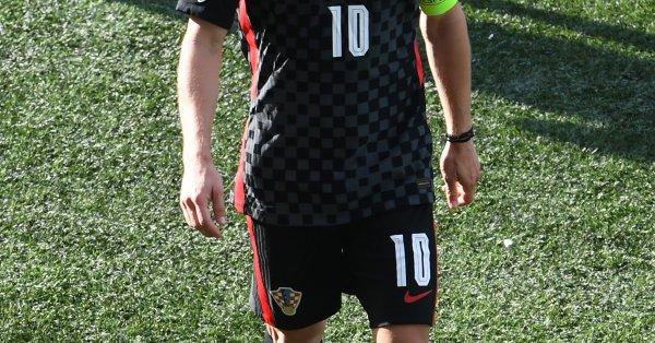 Звездата на Хърватия Лука Модрич призна, че отборът не се