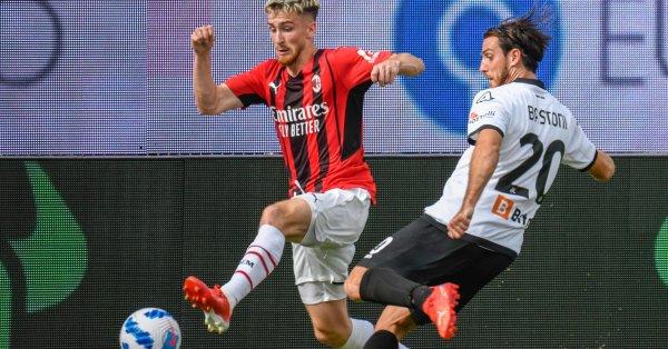 Милан обяви официално, че Алексис Салемакерс подписа нов договор с