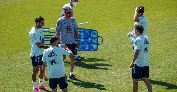 Лагерът на Испания бе ударен от втори положителен тест за