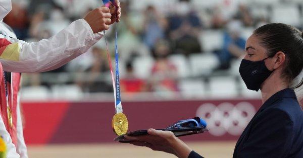Олимпийската титла е по-ценна от един световен рекорд, защото него