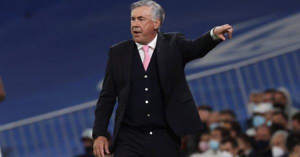 Треньорът на Реал Мадрид Карло Анчелоти заяви, че играта на