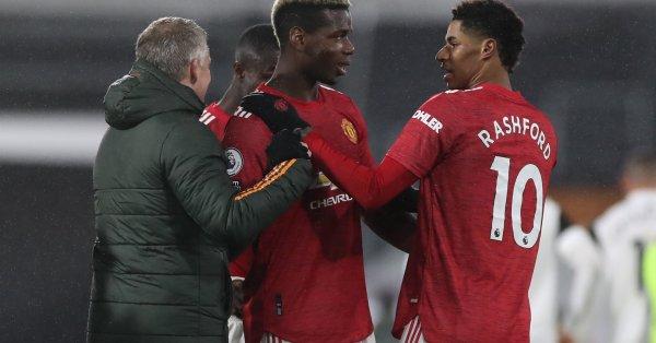 """""""През последните няколко години, Манчестър Юнайтед не бе готов да"""