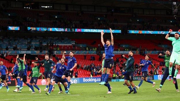 Италия - Испания 1:1 (4:2 след дузпи) - Gol